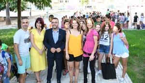 Vila-real torna al 'col�le' amb prop de 8.000 alumnes i l'Escultor Ortells a ple rendiment despr�s de les obres d'emerg�ncia