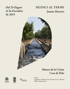 SILENCI AL TERME de Jaume Herrero