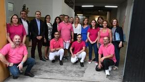 L'Ajuntament facilita una seu a la nova associaci� de ve�ns del barri del Roser per a impulsar les seues activitats