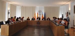 El Ple aprova definitivament la modificaci� de cr�dits de 456.000 euros per a pagar a prove�dors