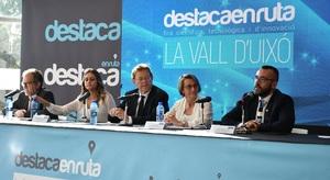 Benlloch anuncia la creaci� de l'Ag�ncia Local d'Innovaci� per a continuar avan�ant cap a un nou model productiu