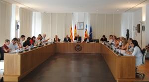 El Ple aprova dotar al consistori d'un Reglament Org�nic Municipal per a un funcionament m�s eficient