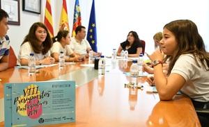 El Consell de Xiquets i Xiquetes s'implica en la presentaci� de propostes per als Pressupostos Participatius
