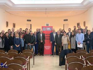 La Xarxa Mem�ria Hist�rica de la FVMP destaca a Vila-real com a exemple de bones pr�ctiques pel Memorial Democr�tic