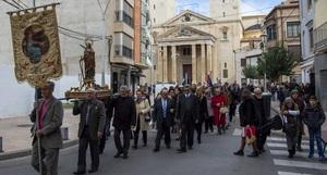 Vila-real celebra la festa de santa Cec�lia, patrona dels m�sics