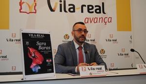 Vila-real programa un espectacle de Sara Baras com segona prova pilot per a un futur festival en el Centre de Tecnificaci� Esportiva