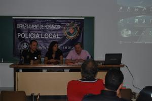 La Policia Local de Vila-real aborda en un curs els protocols de protecció a les víctimes de violència de gènere